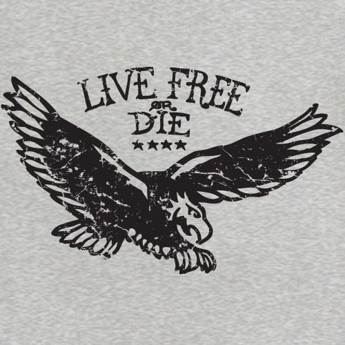 live free or die death life Live free or die: death is not the worst of evils what does the phrase &quotlive free or die&quot it has become part of the american way of life.
